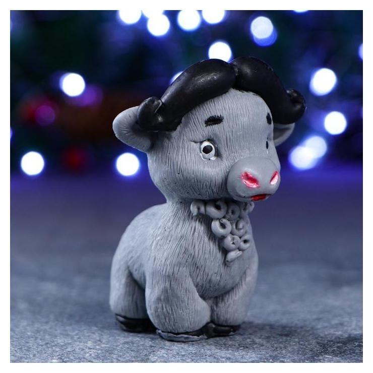 Мыло фигурное Символ года: буйвол КНР