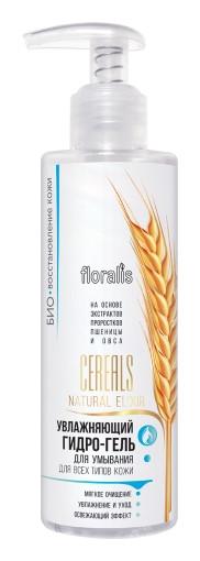 Увлажняющий гидро-гель для умывания  Floralis