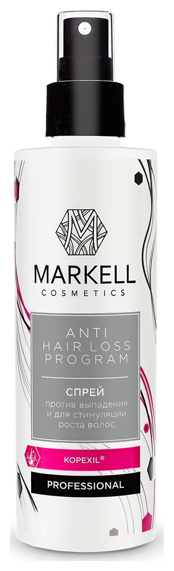 Спрей Против выпадения и для стимуляции роста волос  Markell