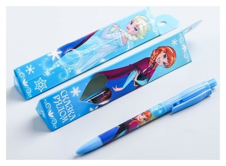 Ручка в коробке, холодное сердце  Disney
