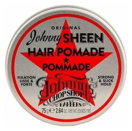 Помадка с сильной фиксацией Sheen Hair Pomade  Johnnys Chop Shop