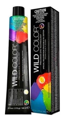 Стойкая крем-краска без аммиака Permanent Hair Color Ammonia Free  Wild Color
