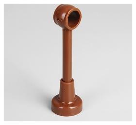 Кронштейн для карниза, D = 28 мм, цвет орех  Magellan