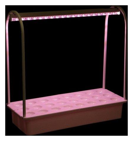 Светильник светодиодный для растений Uniel, 10 Вт, Ip20, 540 мм, набор для гидропоники  Uniel