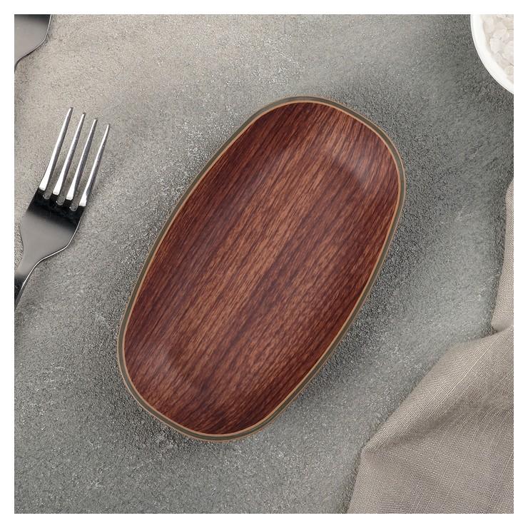Блюдо 14,5х8,5х2 см  Evelin
