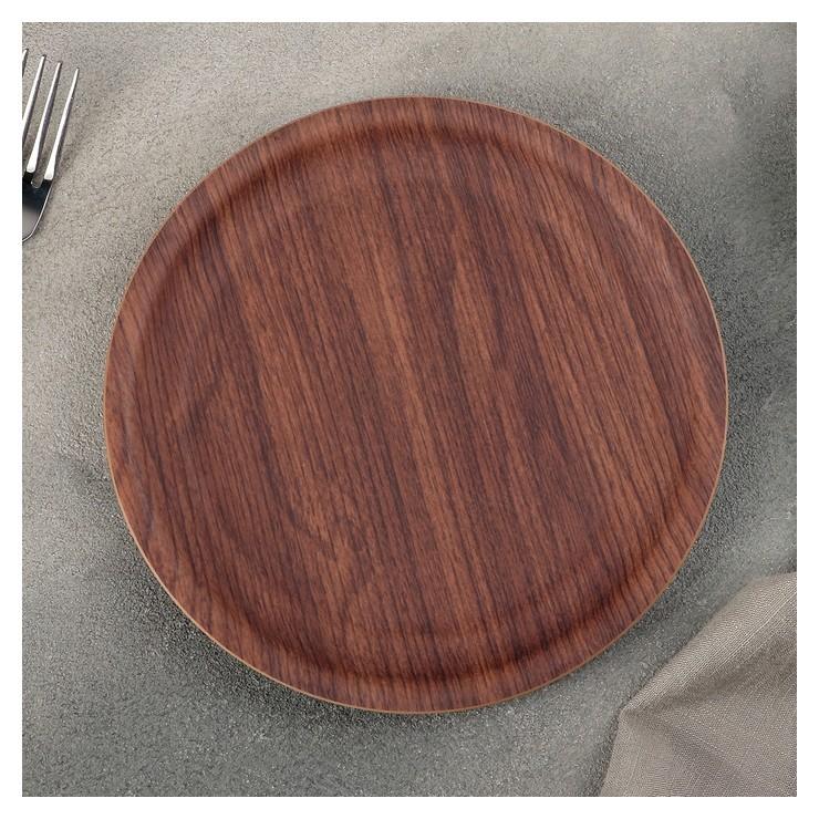 Тарелка десертная D=19 см  Evelin