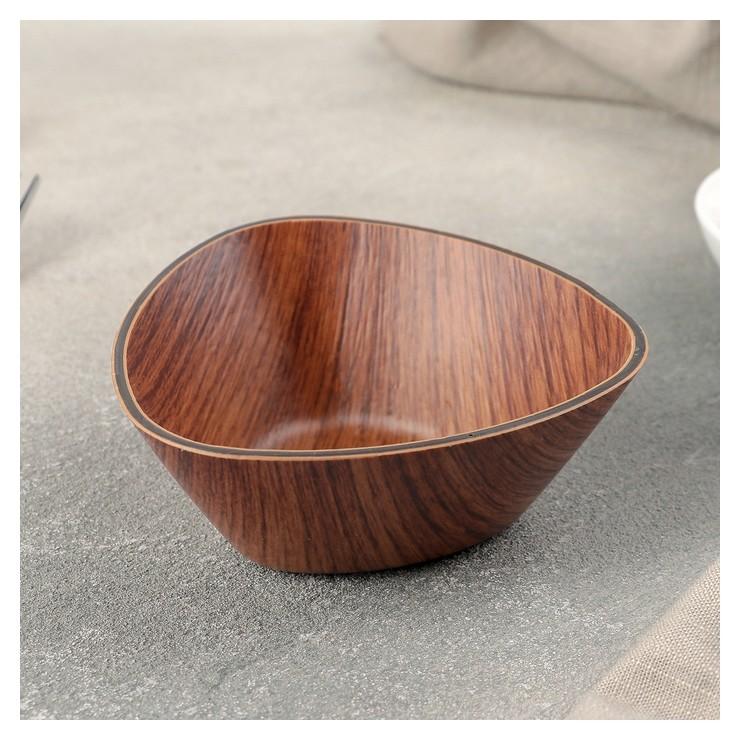 Салатник 10х10х3,5 см  Evelin