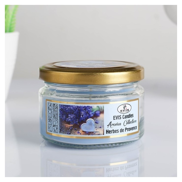 Свеча в банке Herbes DE Provence  NNB