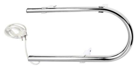 Полотенцесушитель электрический тера, п-образный, 220х500 мм 711213  Тера