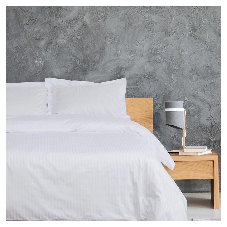 Постельное бельё этель «Hotel» евро 207х232 см, 227х252 см, 53х73 + 5 см-2 шт Этель