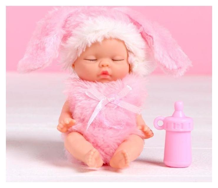 Пупс «Малышки» в шаре с аксессуаром NNB