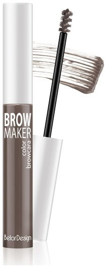 "Тушь для бровей ""Brow Maker""  Belor Design"