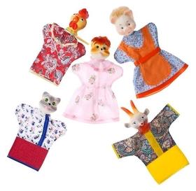 Кукольный театр «Кошкин дом»
