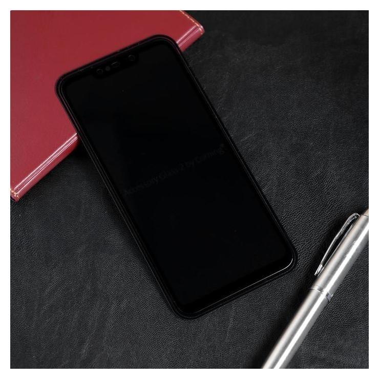 Защитное стекло Red Line для Huawei Mate 20 Lite, Full Screen, полный клей, черное  Red line