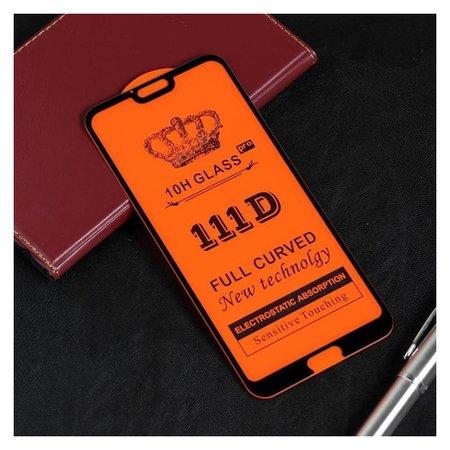 Защитное стекло Red Line для Huawei Honor 10, Full Screen, полный клей, черное  Red line