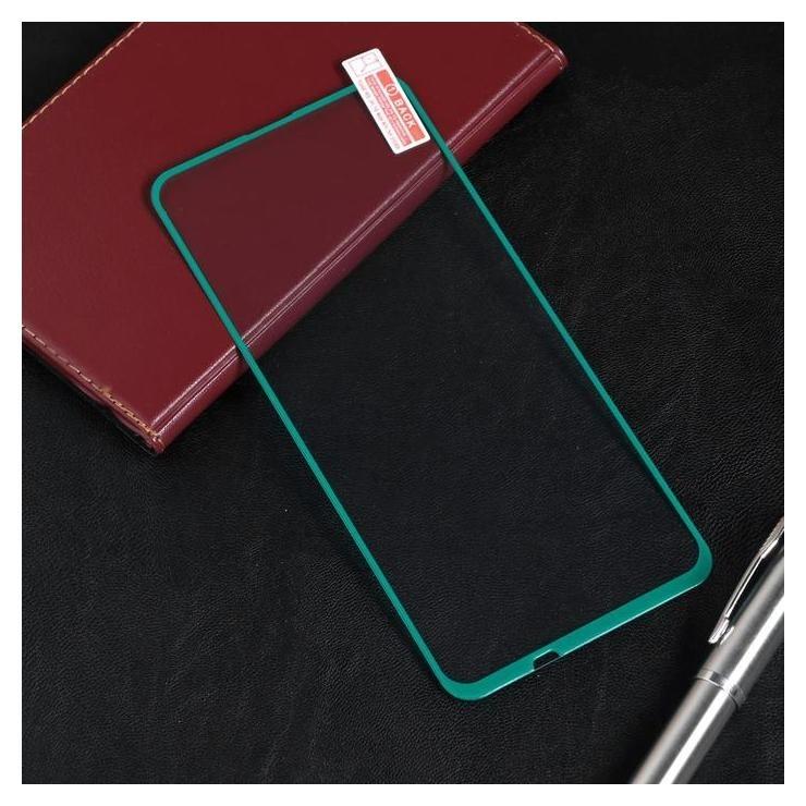 Защитное стекло Red Line для Huawei Honor 9x/9x Premium, Full Screen, полный клей, зеленое Red line