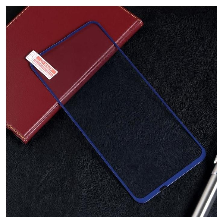 Защитное стекло Red Line для Huawei Honor 9x/9x Premium, Full Screen, полный клей, синее  Red line
