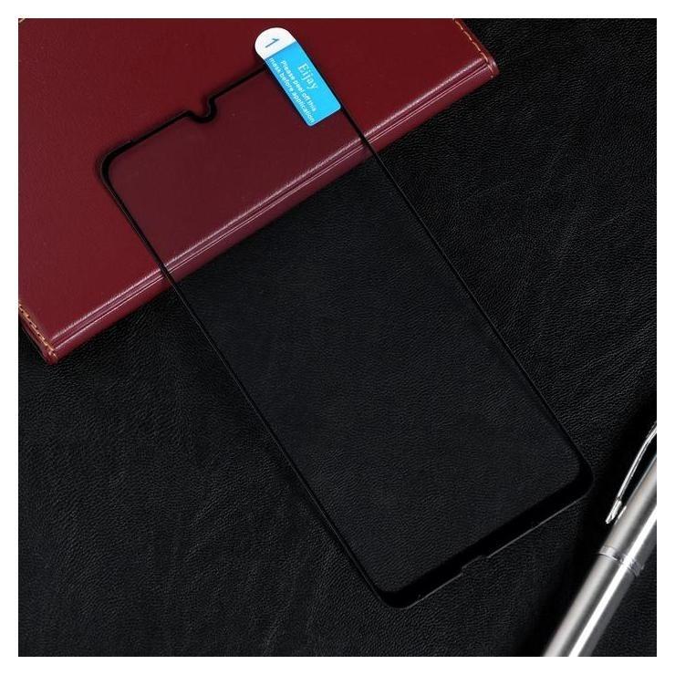 Защитное стекло Red Line для Huawei Honor 10 Lite, Full Screen, полный клей, черное Red line