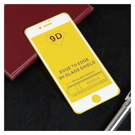 Защитное стекло Red Line для Iphone 7, Full Screen, полный клей, белое  Red line