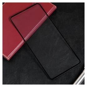 Защитное стекло Red Line для Samsung Galaxy A51, Full Screen, полный клей, черное  Red line