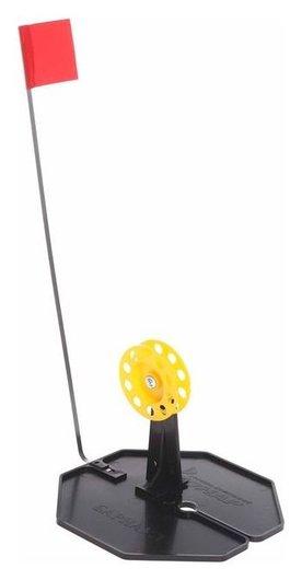 Набор жерлиц в сумке «Тонар», D=185 мм, катушка D=65 мм, 10 шт. жз-04  Тонар