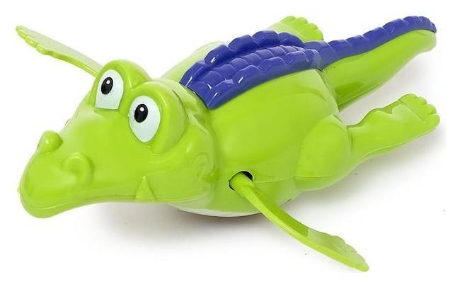 Игрушка заводная водоплавающая Животные NNB