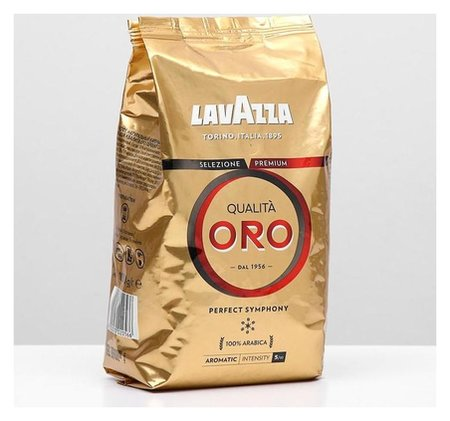 Кофе Lavazza Оро зерно в.у. 1000 гр.  Lavazza
