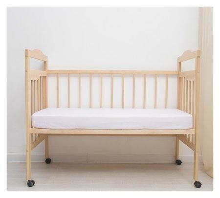 """Наматрасник непромокаемый """"Фея"""", размер 60х120 см, пэ 100%  Сонная Сказка"""