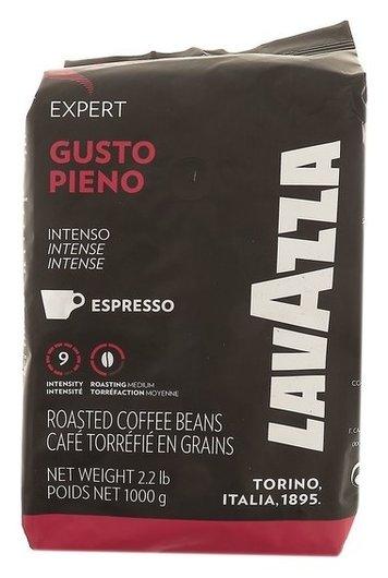 Кофе Lavazza Gusto Pieno Vending в зёрнах 1кг  Lavazza