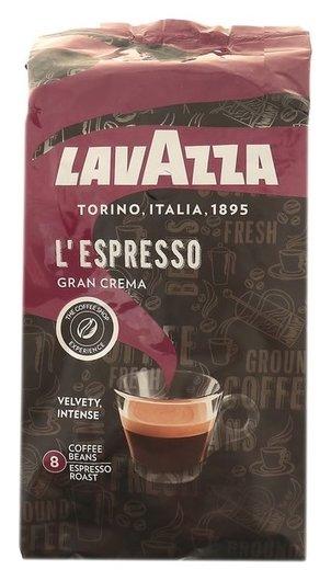 Кофе Lavazza гран крема в зёрнах 1 кг Lavazza