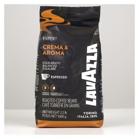 Кофе зерновой Lavazza вендинг Крема&арома Expertline 1000 г Lavazza