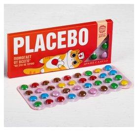 Драже шоколадное Placebo  Фабрика счастья