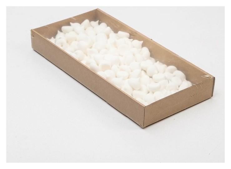 Сахарные кондитерские изделия Мини-безе, гладкие, белые, 650 г Топ Декор