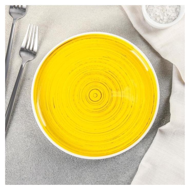 Тарелка «Золотое руно», 20×2,5 см NNB