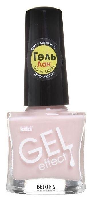 Купить Лак для ногтей Kiki, Лак для ногтей Гель эффект , США, Тон 33
