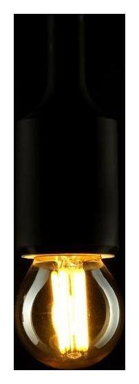 Лампа светодиодная Thomson LED Filament Globe Gold, 9 Вт, е27, 2400 К, 855 Лм КНР