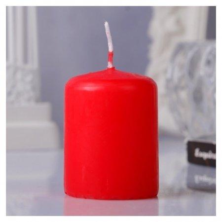 Свеча пеньковая 4х5 см  Омский свечной завод