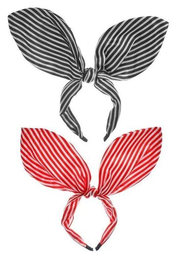 Карнавальный ободок «Полосатые ушки»  NNB