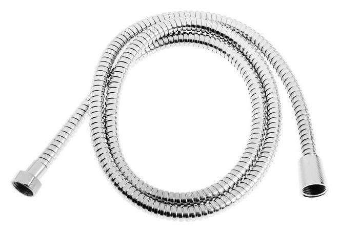 Душевой шланг Otmo, 150 см, имп/имп, гайки металл  КНР