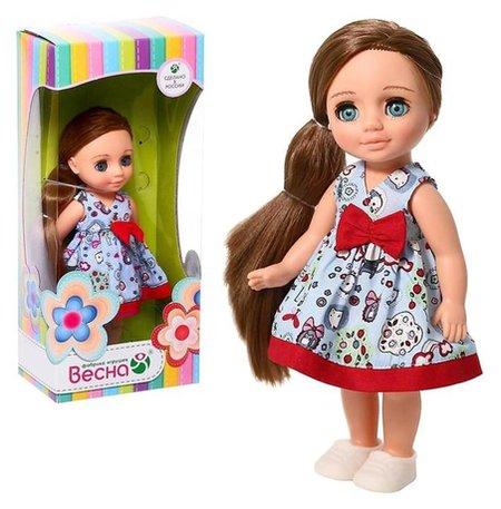 Кукла «Ася летнее настроение», 28 см  Весна