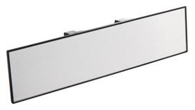 Зеркало внутрисалонное AVS Pv-111, прямое, 300х65 мм  AVS