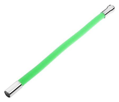 Излив для смесителя Arco 10439, гибкий, зеленый  Arco