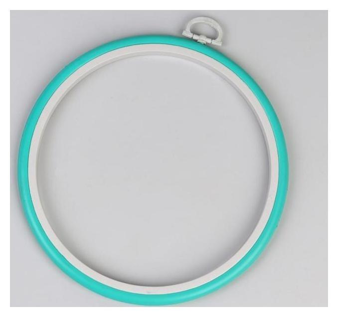 Пяльцы для вышивания, гибкое кольцо, D = 15 см  NNB