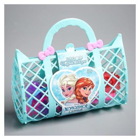 Набор парикмахера в сумке, холодное сердце  Disney
