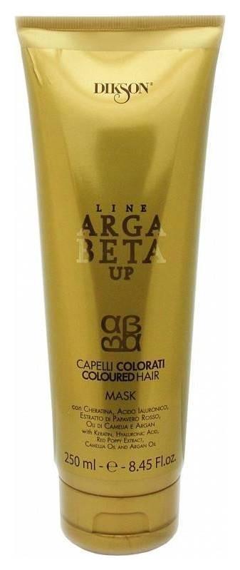 Маска для окрашенных волос с кератином Maschera UP Capelli Colorati  Dikson