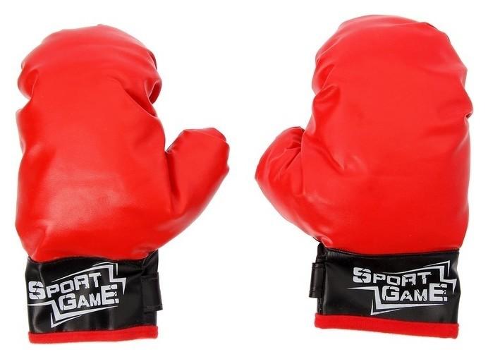 Детские боксерские перчатки «Ярость»  NNB