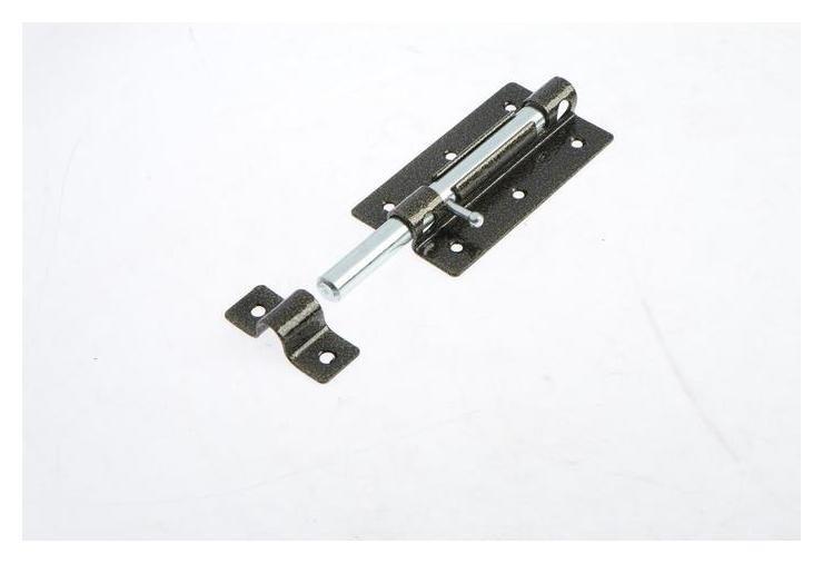 Задвижка дверная Tundra, зд-09 полимер бронза, 1 шт.  Tundra