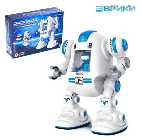 Электронный конструктор «Экзобот»  Эврики