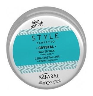Воск для волос с блеском Crystal  Kaaral