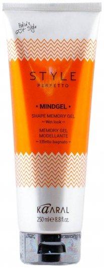 Гель для волос Моделирующий с эффектом памяти Mindgel  Kaaral